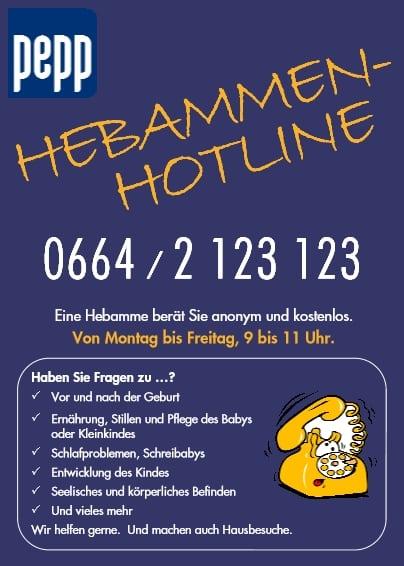 Hebammen-Hotline